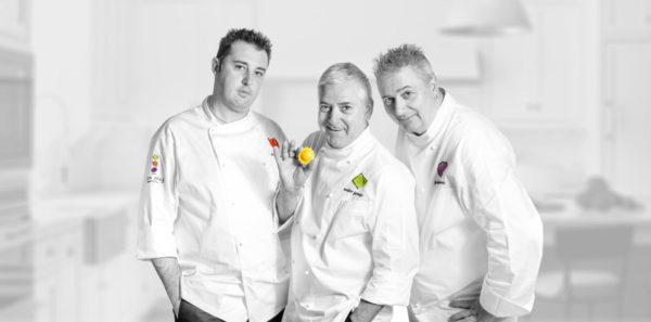 I tre chef