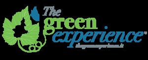 Green experience logo